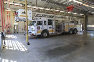 Murrayville Fire Station - March 3, 2016